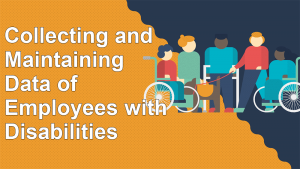 Data on employees with disabilities