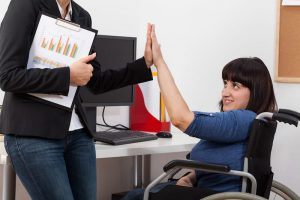 Ensuring equal career growth for the disabled