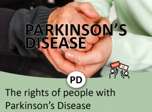 The rights of persons with Parkinson